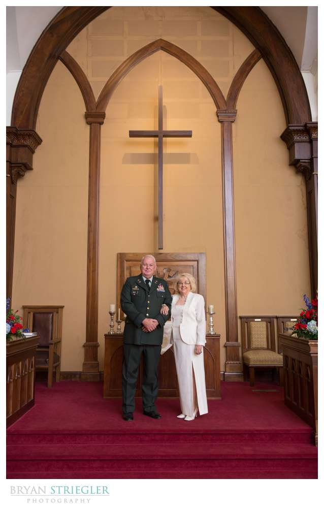 Rick and Sydney Fayetteville Ceremony Video
