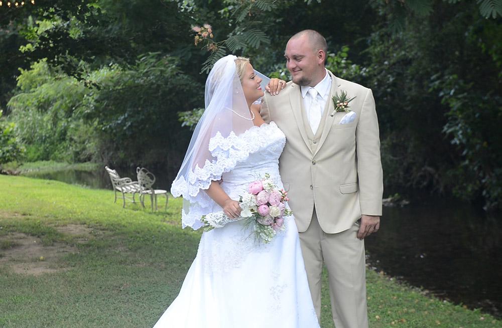 wedding film at Creekwood Gardens