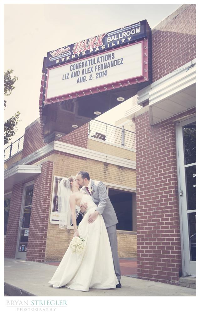 Uark Bowl Wedding Video