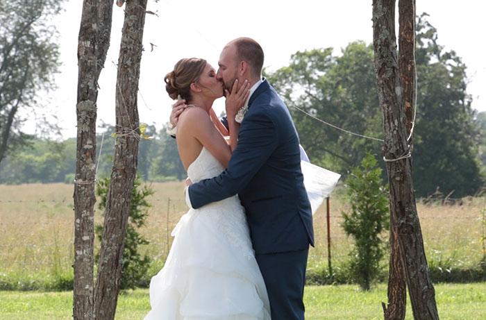 Wedding Film at Cypress Barn