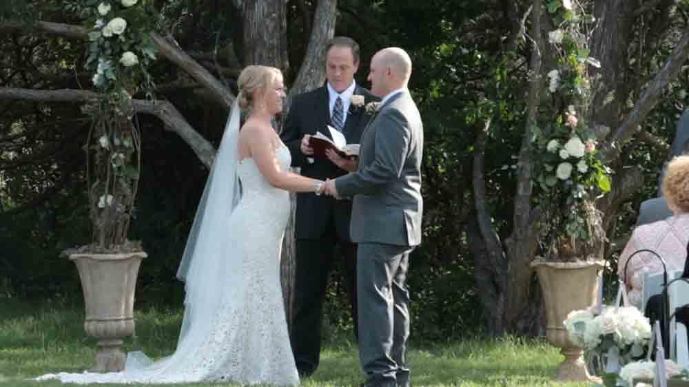 Blake and Candice's Wedding Ceremony Film