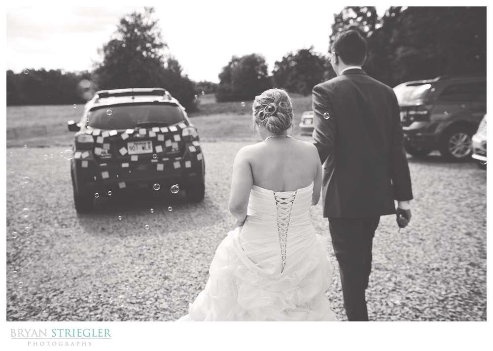 Hannah and Phillip's Wedding Ceremony Film