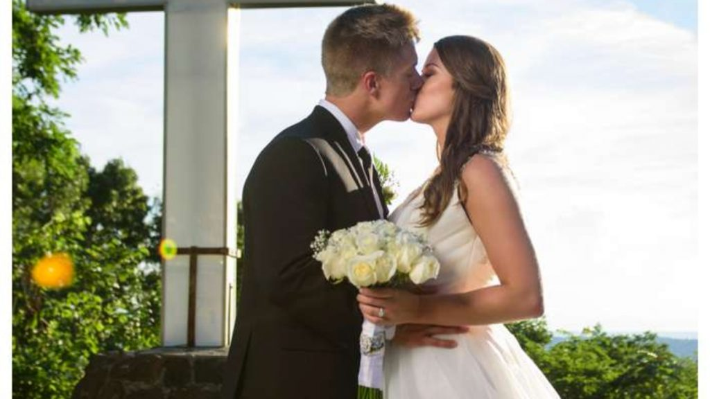 Reagan and Andy Mount Sequoyah wedding video