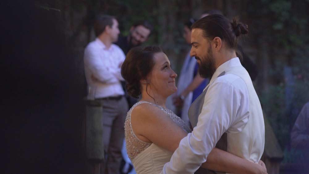 Garden Room wedding film