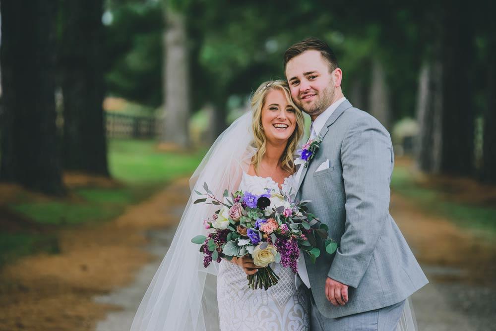 couple portraits at Matt Lane Farm